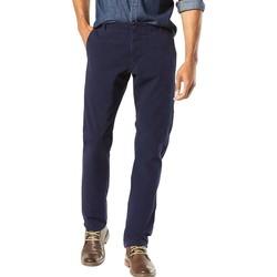 textil Hombre Pantalones con 5 bolsillos Dockers ALPHA KHAKI 360 Azul