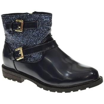 Zapatos Niña Botas Meiva A1265L azul