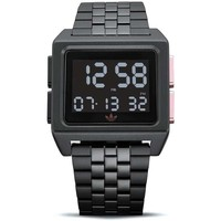 Relojes Reloj adidas Originals RELOJ  ARCHIVE M1 ALL Negro