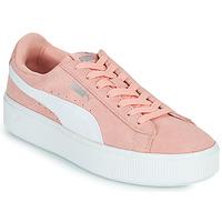 Zapatos Mujer Zapatillas bajas Puma VIKKY STACK PEA Rosa