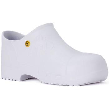 Zapatos Zapatos de trabajo Calzuro PRO SAFETY BIANCO Bianco
