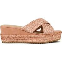 Zapatos Mujer Alpargatas Buonarotti 1CC-18206 Rosa