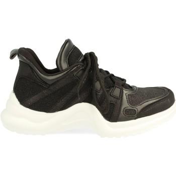 Zapatos Mujer Zapatillas bajas S&b AD-982 Negro