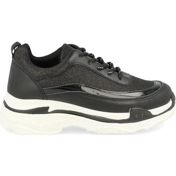 Zapatos Mujer Zapatillas bajas Tony.p BYH-38 Negro