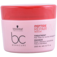 Belleza Acondicionador Schwarzkopf Bc Peptide Repair Rescue Treatment  200 ml
