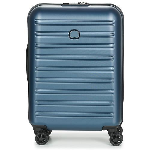 Bolsos Valise Rigide Delsey SEGUR 2.0 CAB SL 4DR 55CM Azul
