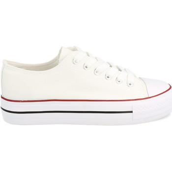 Zapatos Mujer Zapatillas bajas Tony.p BYH-72 Blanco
