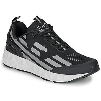 Zapatos Hombre Zapatillas bajas Emporio Armani EA7 ULTIMATE C2 KOMBAT U Negro