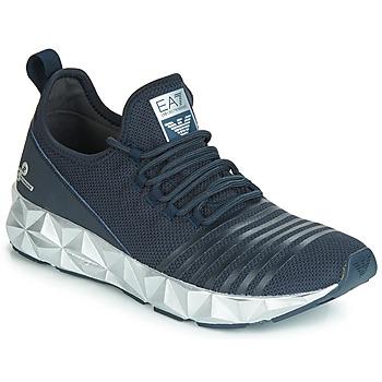 Zapatos Hombre Zapatillas bajas Emporio Armani EA7 ULTIMATE C2 SLIP ON U Azul