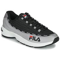 Zapatos Hombre Zapatillas bajas Fila DSTR97 Negro / Gris