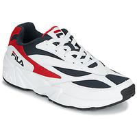 Zapatos Hombre Zapatillas bajas Fila V94M LOW Blanco / Rojo
