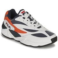 Zapatos Hombre Zapatillas bajas Fila V94M R LOW Blanco / Naranja