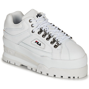 Zapatos Mujer Zapatillas bajas Fila TRAILBLAZER WEDGE WMN Blanco