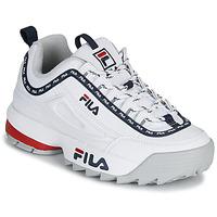 Zapatos Mujer Zapatillas bajas Fila DISRUPTOR LOGO LOW WMN Blanco