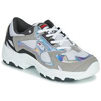 Zapatos Mujer Zapatillas bajas Fila SELECT WMN Plata