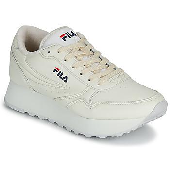Zapatos Mujer Zapatillas bajas Fila ORBIT ZEPPA L WMN Beige