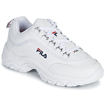 Zapatos Mujer Zapatillas bajas Fila STRADA LOW WMN Blanco
