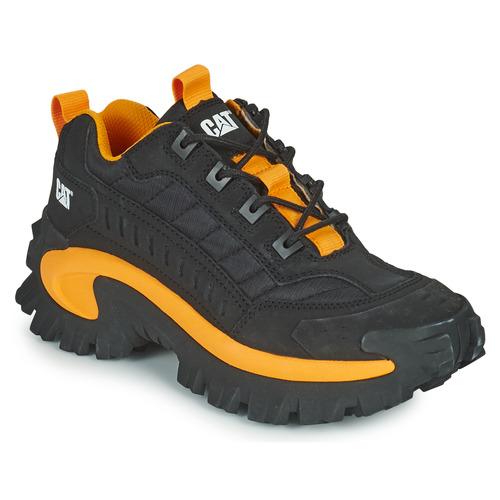 Bajas Intruder Zapatos Negro Caterpillar Zapatillas GSMVUqzp