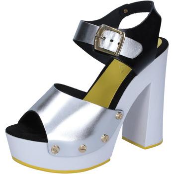 Zapatos Mujer Zapatos de tacón Suky Brand BS16 plata