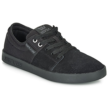Zapatos Zapatillas bajas Supra STACKS II Negro