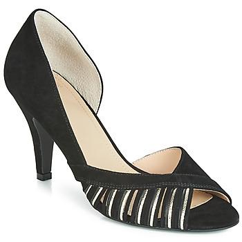 Zapatos Mujer Zapatos de tacón Bocage DELAWARE Negro