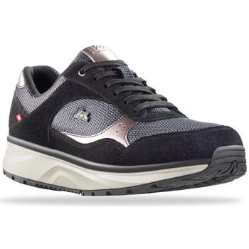 Zapatos Mujer Zapatillas bajas Joya Tina Silver Black 534