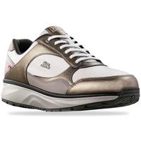 Zapatos Mujer Zapatillas bajas Joya Tina Cream Gold 534