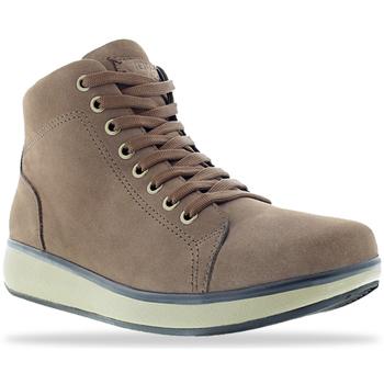 Zapatos Mujer Botas de caña baja Joya Sonja High-Top Teak 534