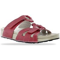 Zapatos Mujer Zuecos (Mules) Joya Bern Red 534