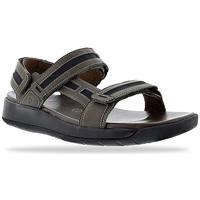 Zapatos Hombre Sandalias de deporte Joya Capri 16 Brown 534