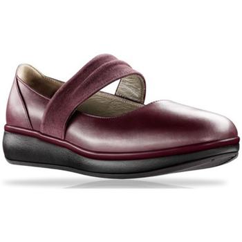 Zapatos Mujer Bailarinas-manoletinas Joya Delia Wine 534