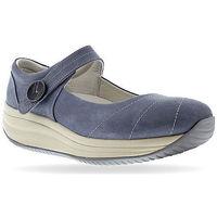 Zapatos Mujer Bailarinas-manoletinas Joya Mary Jane Light Blue 534