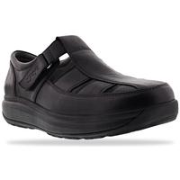 Zapatos Hombre Mocasín Joya Fisherman Black 534