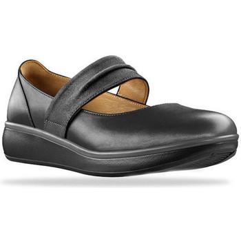 Zapatos Mujer Zapatillas bajas Joya Helsinki PTX Black 534