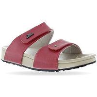 Zapatos Mujer Zuecos (Mules) Joya Vienna 16 Red 534