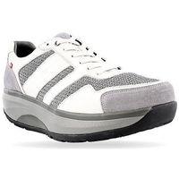 Zapatos Hombre Zapatillas bajas Joya ID Casual M White 534