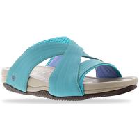 Zapatos Mujer Zuecos (Mules) Joya Bali Turquoise 534