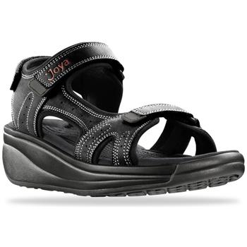 Zapatos Mujer Sandalias de deporte Joya Dubai Black 534