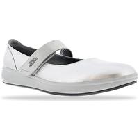 Zapatos Mujer Bailarinas-manoletinas Joya Delia Silver 534