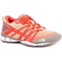 Zapatos Mujer Zapatillas bajas The North Face Litewave Ampere De color naranja