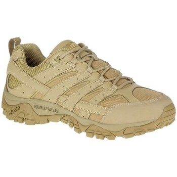 Zapatos Hombre Senderismo Merrell Moab 2 Tactical Beige