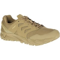 Zapatos Mujer Senderismo Merrell Agility Peak Tactical Beige