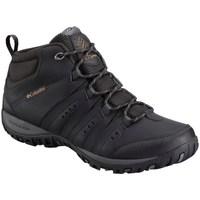 Zapatos Hombre Senderismo Columbia Woodburn II Chukka Waterproof Negro