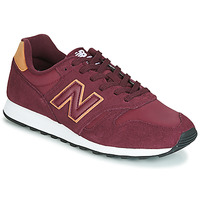 Zapatos Zapatillas bajas New Balance 373 Burdeo