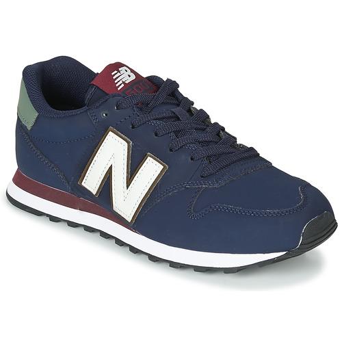 New Balance 500 Azul - Envío gratis | ! - Zapatos Deportivas bajas