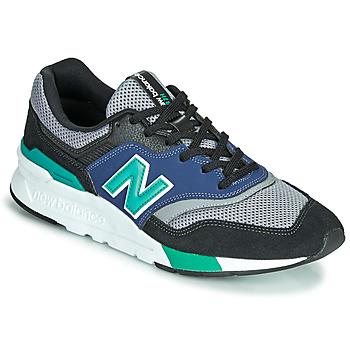 Zapatos Hombre Zapatillas bajas New Balance 997 Negro / Azul