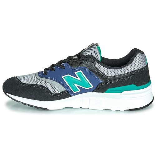 New Balance Hombre 997 Zapatos Zapatillas NegroAzul Bajas hrsdQtxC