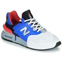Zapatos Hombre Zapatillas bajas New Balance 997 Blanco / Azul