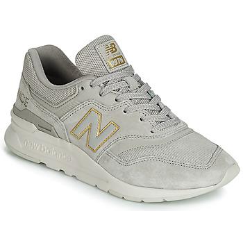 Zapatos Mujer Zapatillas bajas New Balance 997 Gris