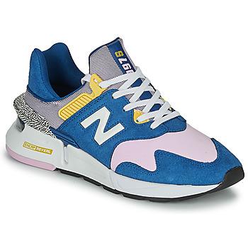 Zapatos Mujer Zapatillas bajas New Balance 997 Azul